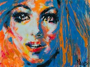 Mixed Feelings painting by Olga Rykova | faces | Pinterest ...