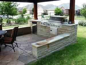 Entrancing, Bbq, Grill, Design, Ideas, Of, Backyard, Barbecue, Designs, Patio, Small, Patio