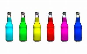 Botellas de varios Colores - Wallpapers