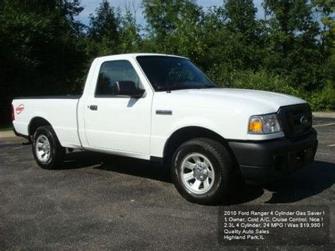 find   ford ranger  cylinder  owner auto cruise