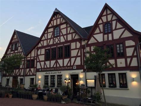 Giebel Haus Restaurant 3 Giebelhaus Hennef Restaurant Bewertungen