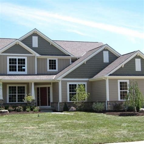 two tone color two tone exterior design ideas pictures remodel and