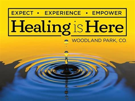 healing charis bible college colorado woodland park