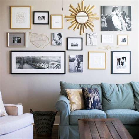 Bedroom Decorating Ideas Photo Gallery by Diy Gallery Wall Ideas Accent Wall Decorating Ideas To