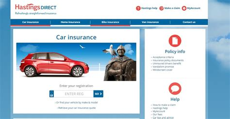 Hastings Car Insurance Review