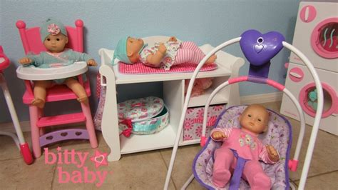 doll booster seat for table bitty baby doll washer dryer changing table high chair