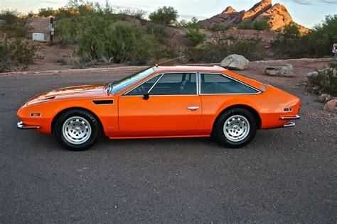 Lamborghini Jarama GTS : 1973 | Cartype