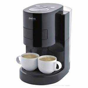 Kaffee Pad Automat : wmf kaffeepadmaschine petra electric km kaffee pad automat ~ Frokenaadalensverden.com Haus und Dekorationen