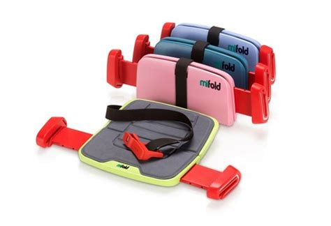 siege auto travel easy the mifold booster seat it s smaller than an