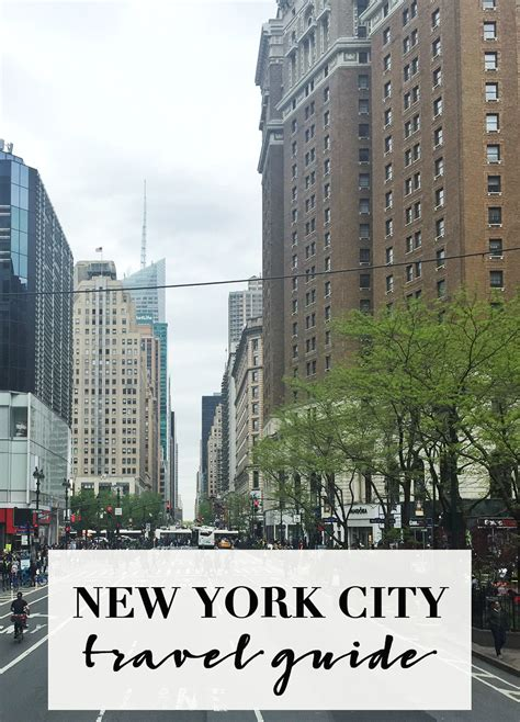 Living Grand New York City Travel Guidemakeup Life And
