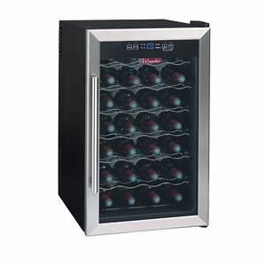 Cave À Vin Design : cave vin 28 bouteilles ls28 la sommeliere achat vente cave vin cdiscount ~ Voncanada.com Idées de Décoration