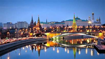 Capital Moscow Russian Federation Cities Wallpapers Desktop