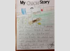 My Ouch Story Having fun in 1st grade!