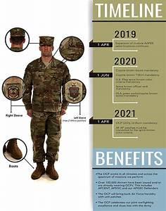 Ocp Size Chart Female Air Force Senior Leaders Update Ocp Uniform Guidance