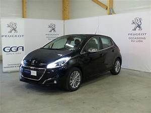 Peugeot 208 Allure Occasion : peugeot 208 occasion citadine essence marmande 47 ann e 2017 annonce n 16589421 ~ Gottalentnigeria.com Avis de Voitures