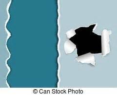 zerrissene schwarz vektor illustration explodieren loch papier muskul 246 s elemente zerrissenen