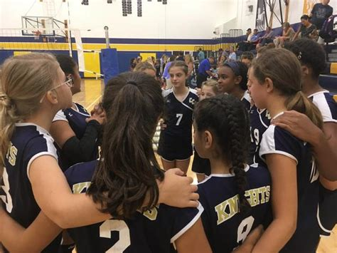 cary christian school womens varsity volleyball fall schedule