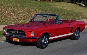 1967 Ford MUSTANG GT | 1967 Mustang GT convertible for sale to buy or purchase fully restored ...