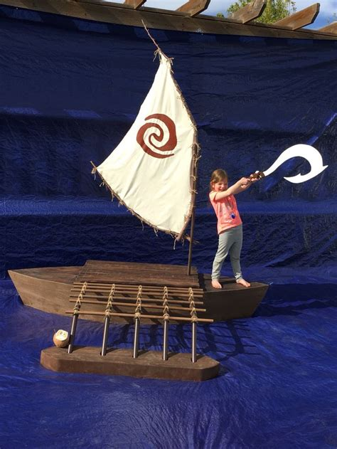 Moana Boat With Light by 9 Best Moana Boat Project Images On Birthdays
