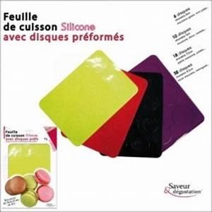 Feuille De Cuisson : feuille de cuisson en silicone cmc ~ Melissatoandfro.com Idées de Décoration
