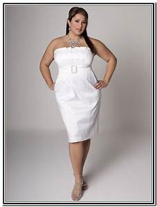 3 Short Plus Size Wedding Dress Styles Plus Size Dresses