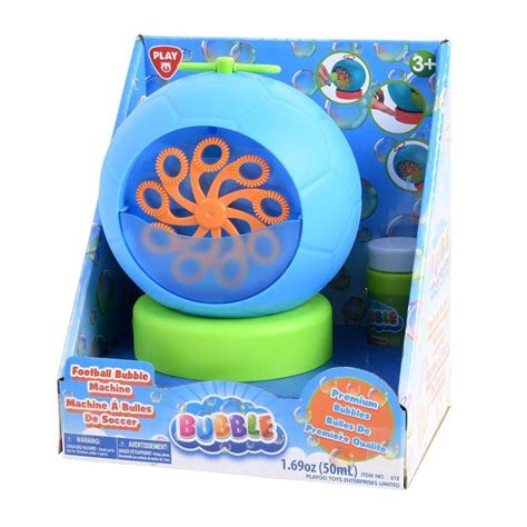 A gift card can really be a gift that keeps on giving if when to sell it to us for cash. Playgo Football BuBBle Machine   Toys in Store   Toyworld NZ