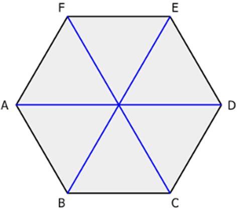 regular hexagon geometry calculator