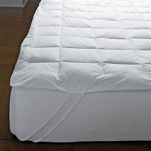 Home shop bed basics mattress pads toppers for A good mattress topper