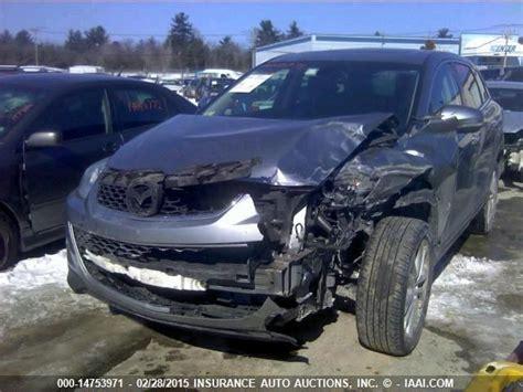Automatic Transmission 2011-2014 Mazda Cx-9 Awd #1530793