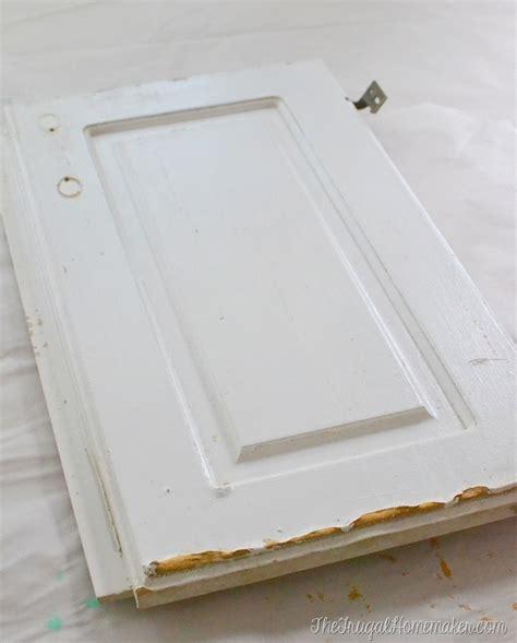 how to paint cabinet doors how to re paint your yucky white cabinets