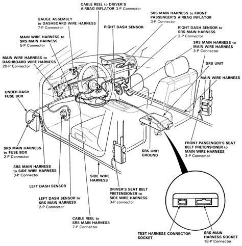Air Bag Schematic Seat Sensor by Repair Guides Supplemental Restraint System Air Bag