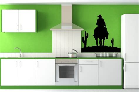 Custom Cowboy And Western Wall Decals And Wall Stickers