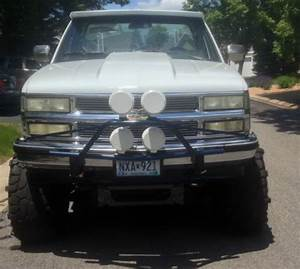 Purchase Used 1990 Gmc  Chevy Lifted 4x4 In Saint Paul  Minnesota  United States
