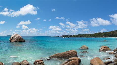 wallpaper anse lazio praslin island seychelles