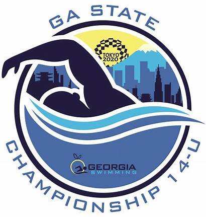 State Swim Georgia Meet Age Aquatics Gwinnett