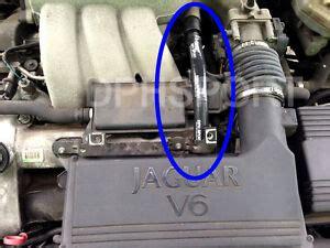 jaguar  type    engine breather silicone hose