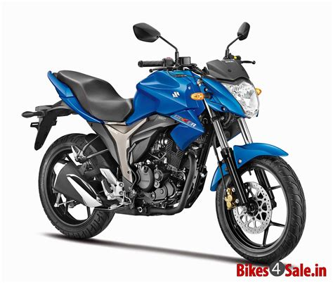 used tvs for sale blue colour suzuki gixxer 150 motorcycle picture gallery
