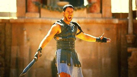 Incapace di salvare i suoi parenti. Il Gladiatore, 2000