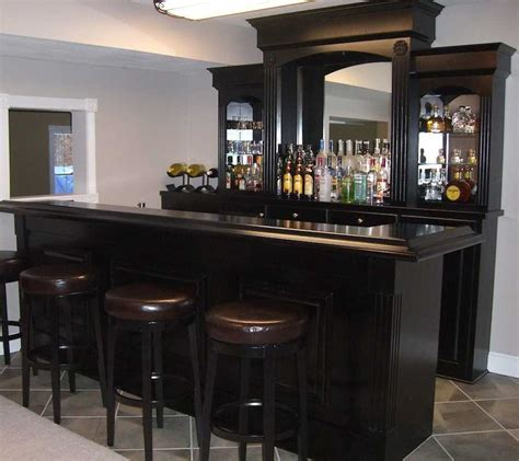 Black Home Bar Furniture by Home Bar Ikea Design For Home Hang Out Space