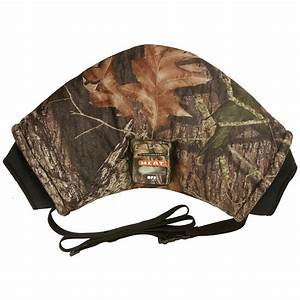 Thermologic U00ae Heated Muff  Mossy Oak Break