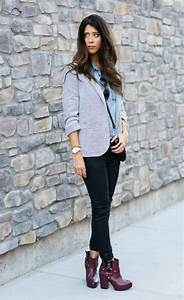 Office-look-style-for-young-girls  NationTrendz.Com