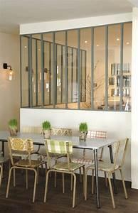 Verrieres inspirantes mademoiselle deco blog deco for Deco cuisine avec chaise de salon grise