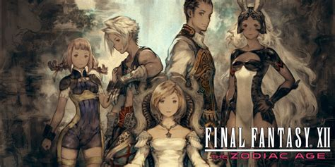 final fantasy xii  zodiac age nintendo switch