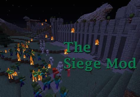 siege minecraft the siege mod v1 1 ssp smp minecraft mods mapping