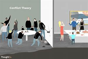 Overview of Sociology's Conflict Theory  Conflict