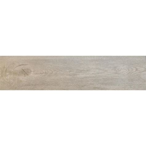 corso italia selva smoke 8 in x 40 in porcelain floor and wall tile 12 92 sq ft