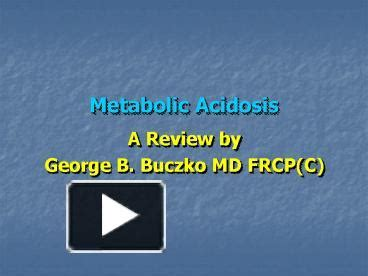 Download Powerpoint Template Metabolic Free by Ppt Metabolic Acidosis Powerpoint Presentation Free To