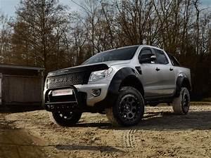 Una Ford Ranger Extrema Por Mr Car Desing
