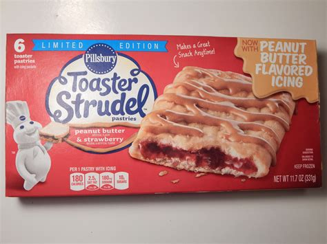 [review] Pillsbury Limited Edition Peanut Butter