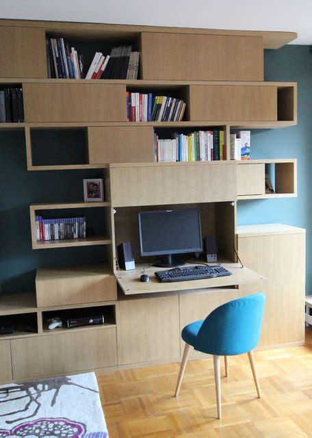 meuble bureau bibliotheque bibliotheque avec bureau integre 28 images coin bureau